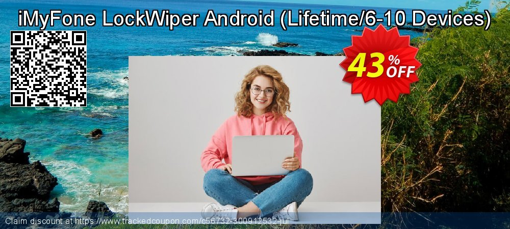 iMyFone LockWiper Android - Lifetime/6-10 Devices  coupon on Halloween offer