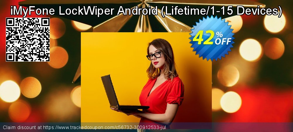 iMyFone LockWiper Android - Lifetime/1-15 Devices  coupon on Halloween discount