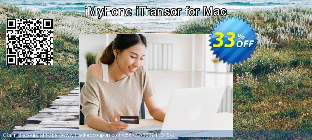 iMyFone iTransor for Mac coupon on Halloween super sale