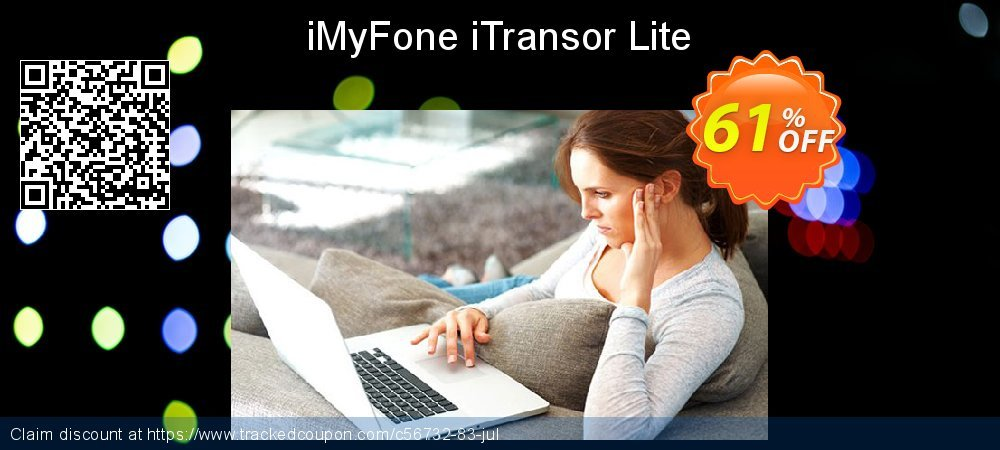 iMyFone iTransor Lite coupon on Halloween super sale