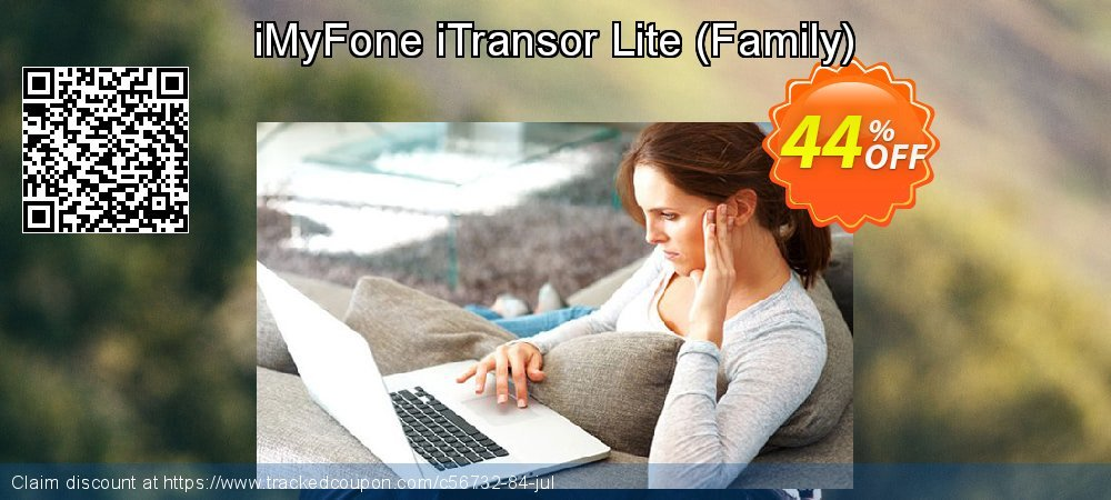 iMyFone iTransor Lite - Family  coupon on Halloween discounts