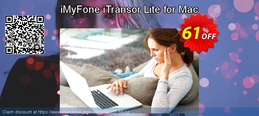 iMyFone iTransor Lite for Mac coupon on Halloween sales