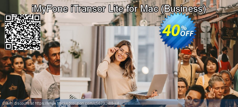 iMyFone iTransor Lite for Mac - Business  coupon on Halloween offer