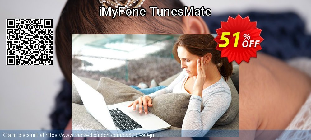 iMyFone TunesMate coupon on Halloween offering discount