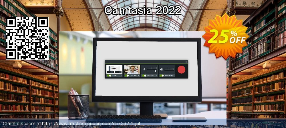 Camtasia 2020 coupon on  Lover's Day sales