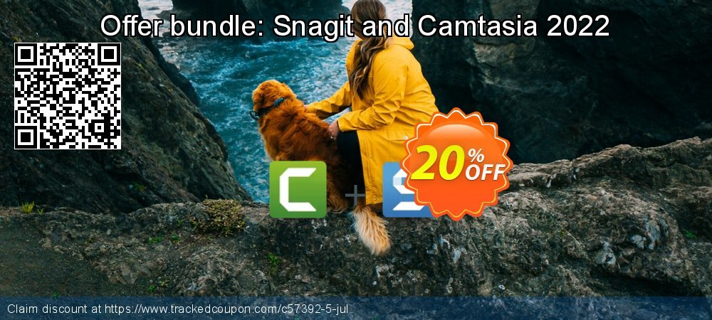 Offer bundle: Snagit and Camtasia coupon on Valentine Week offering discount