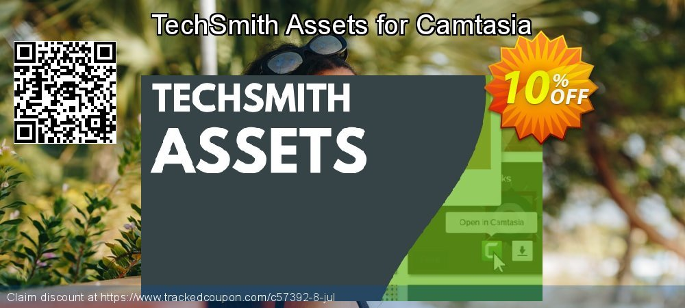 TechSmith Assets for Camtasia coupon on Native American Day offering sales