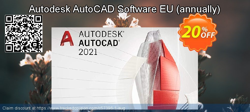 Autodesk AutoCAD Software EU - annually  coupon on Mothers Day discounts