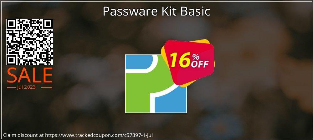 Claim 16% OFF Passware Kit Basic Coupon discount April, 2021