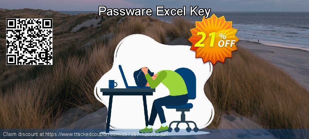 Passware Excel Key coupon on Mom Day offer