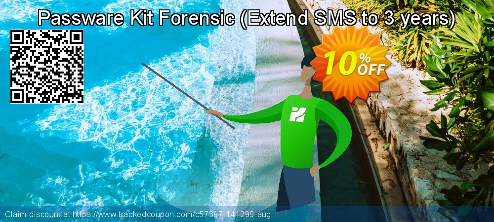 Passware Kit Forensic - Extend SMS to 3 years  coupon on Mothers Day super sale