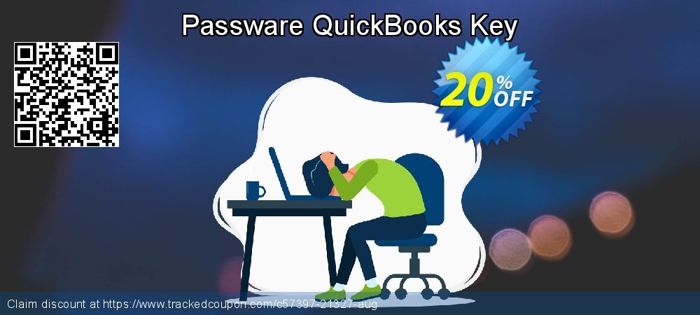 Passware QuickBooks Key coupon on Mothers Day offering discount