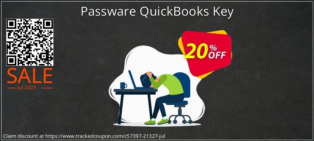 Claim 20% OFF Passware QuickBooks Key Coupon discount April, 2021