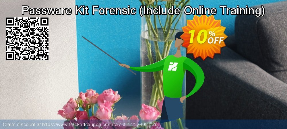Passware Kit Forensic - Include Online Training  coupon on Mothers Day discount