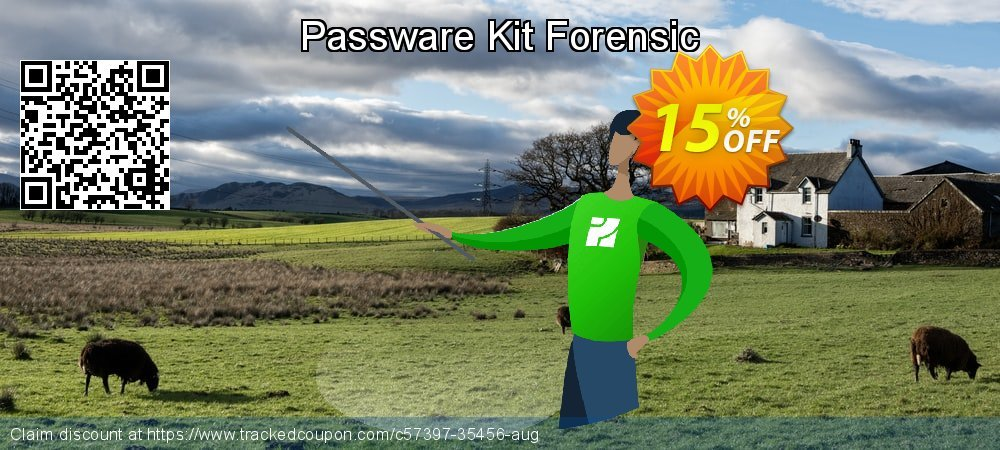 Passware Kit Forensic coupon on Mom Day discount