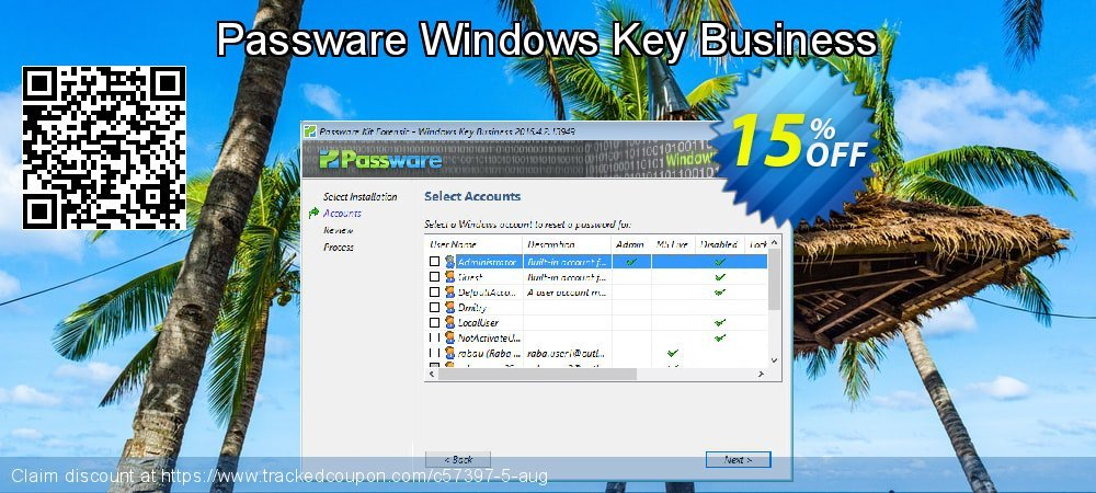Passware Windows Key Business coupon on Mothers Day discount