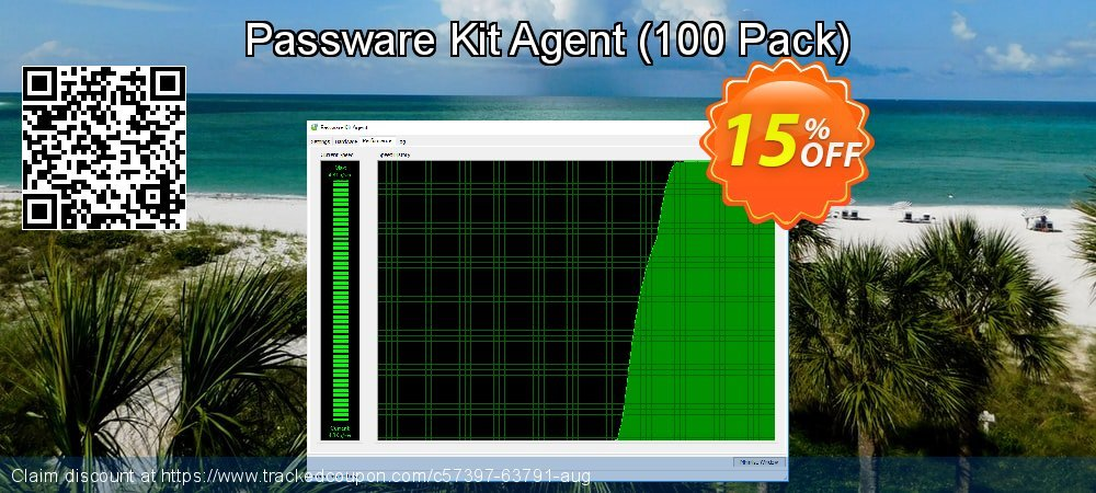 Passware Kit Agent - 100 Pack  coupon on Mothers Day super sale