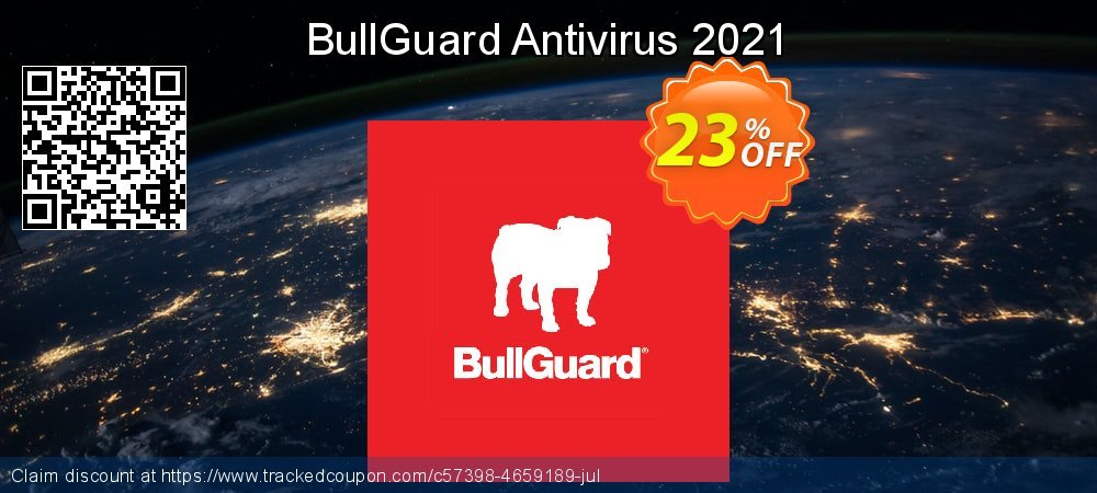 BullGuard Antivirus 2021 coupon on Mothers Day offering sales