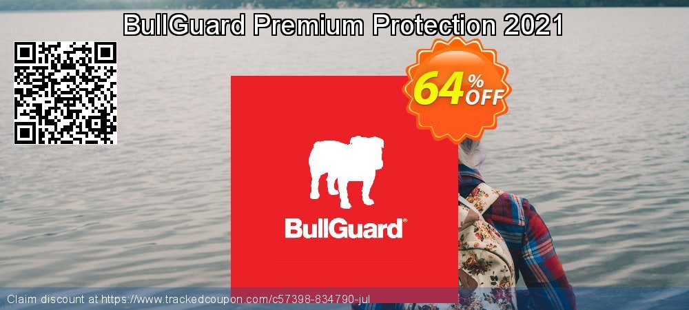 BullGuard Premium Protection 2021 coupon on Mom Day discount