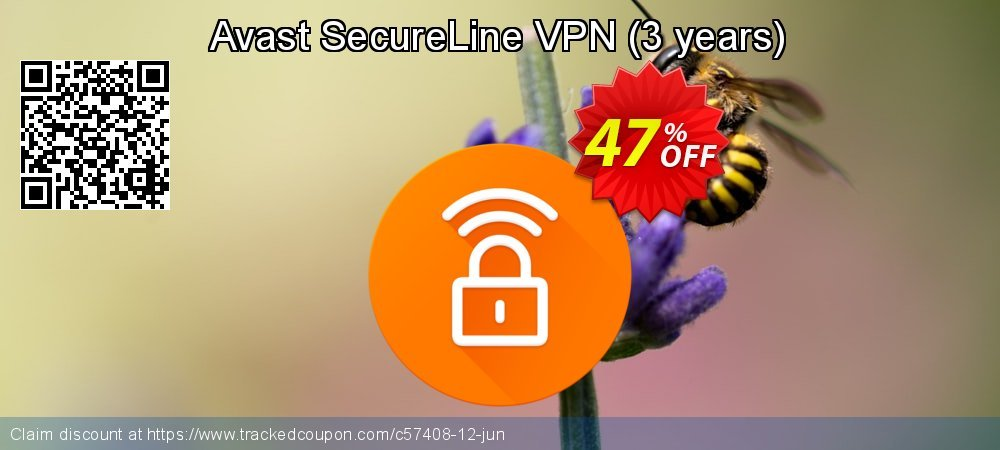 Avast SecureLine VPN - 3 years  coupon on Coffee Day promotions