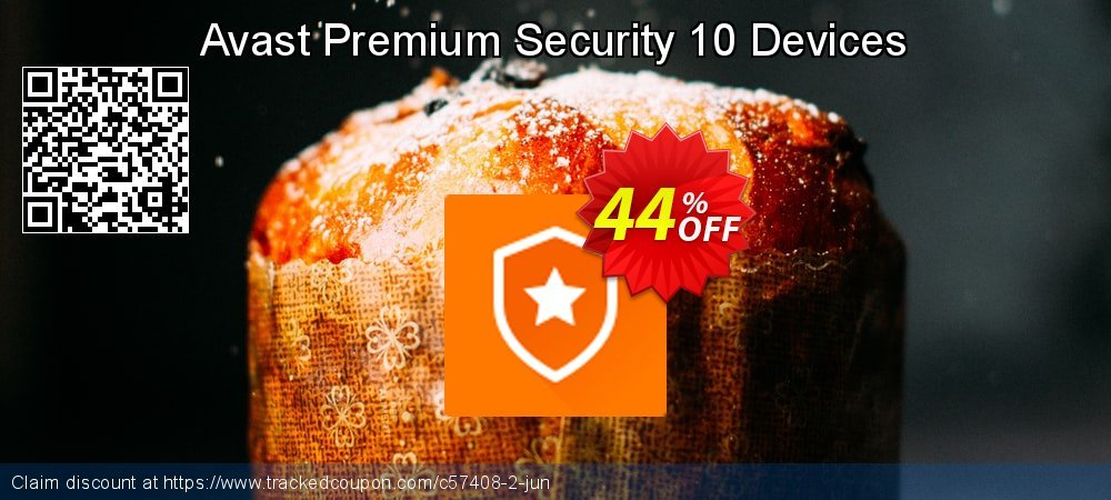 Avast Premium Security 10 Devices coupon on All Hallows' evening discounts