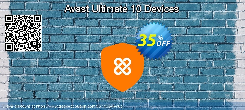 Avast Ultimate 10 Devices coupon on Halloween sales