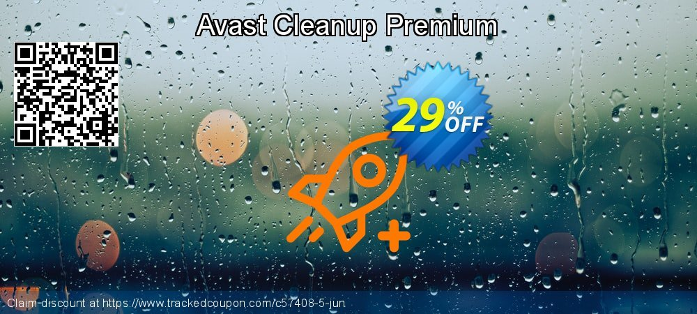 Avast Cleanup Premium coupon on Chinese National Day deals