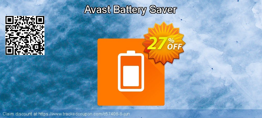 Avast Battery Saver coupon on National Noodle Day offering discount