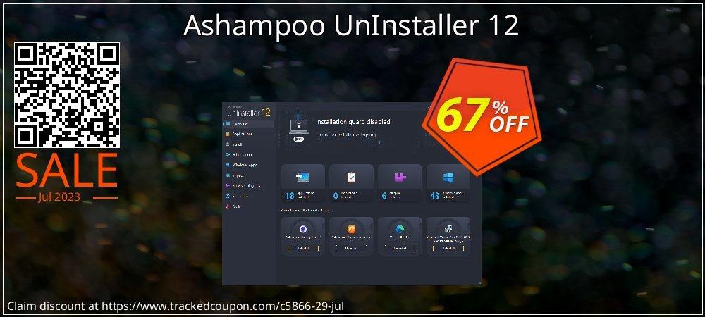 Get 60% OFF Ashampoo UnInstaller 10 offering sales