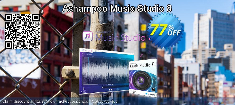 Get 30% OFF Ashampoo Music Studio offering sales
