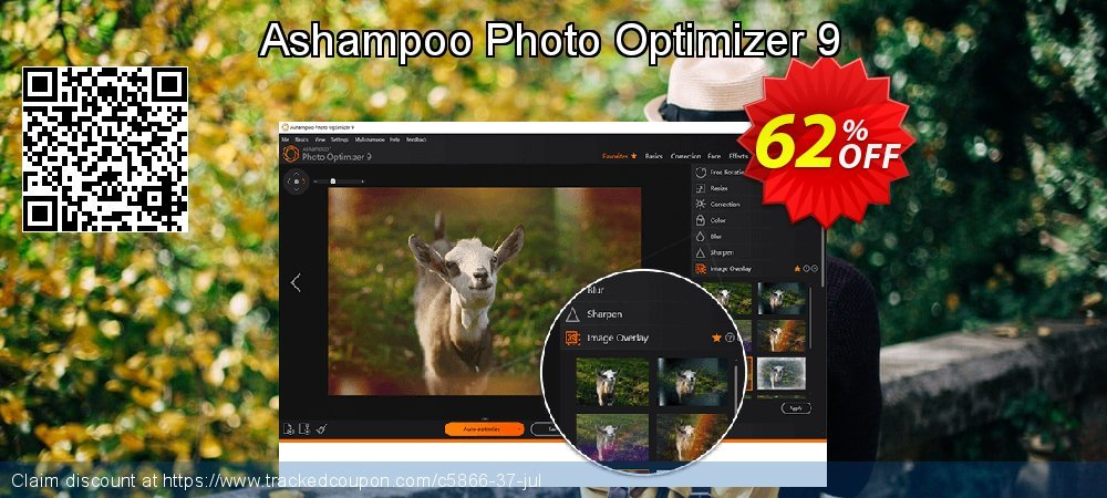 Ashampoo Photo Optimizer 8 coupon on World UFO Day offering discount