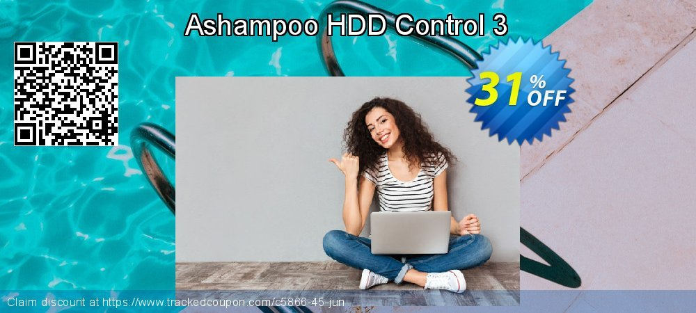 Ashampoo HDD Control 3 coupon on April Fool's Day promotions