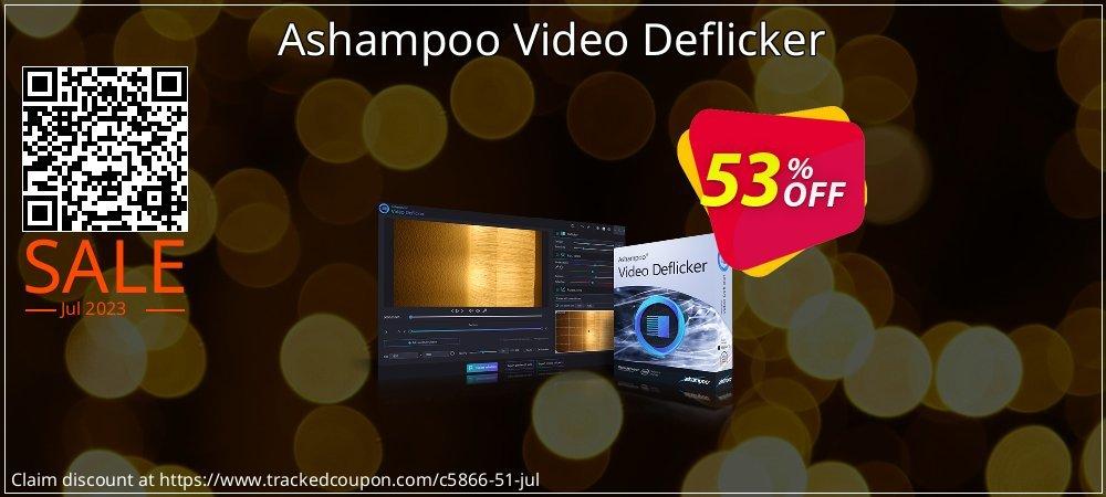 Ashampoo Video Deflicker coupon on Eid al-Adha sales