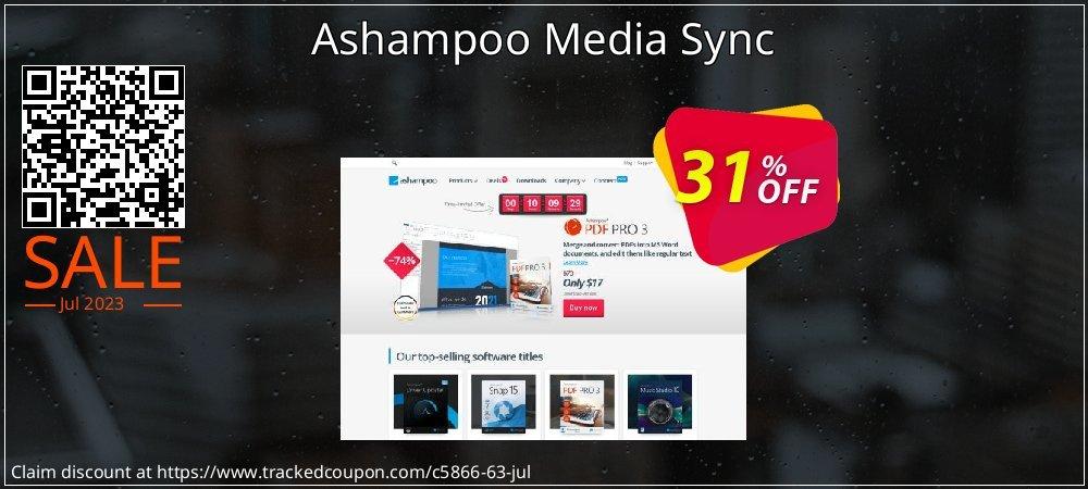 Ashampoo Media Sync coupon on World UFO Day discount