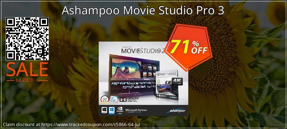 Get 30% OFF Ashampoo Movie Studio promo sales