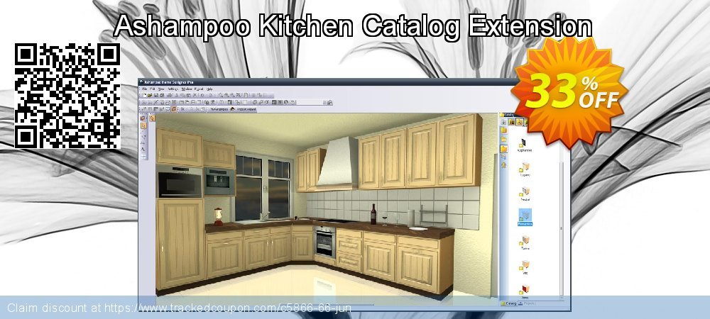Ashampoo Kitchen Catalog Extension coupon on World Population Day super sale