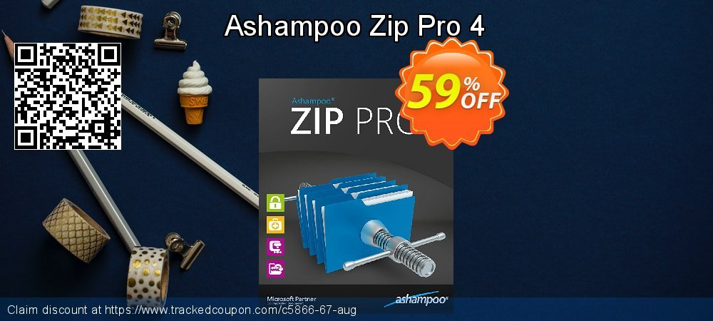 Ashampoo Zip Pro 3 coupon on Nude Day discounts