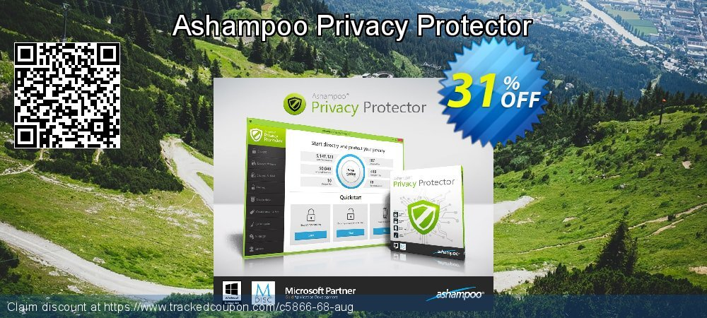 Get 30% OFF Ashampoo Privacy Protector offering sales