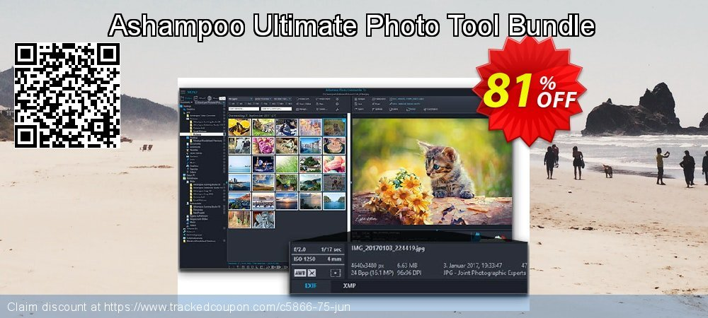 Get 30% OFF Ashampoo Ultimate Photo Tool Bundle promotions