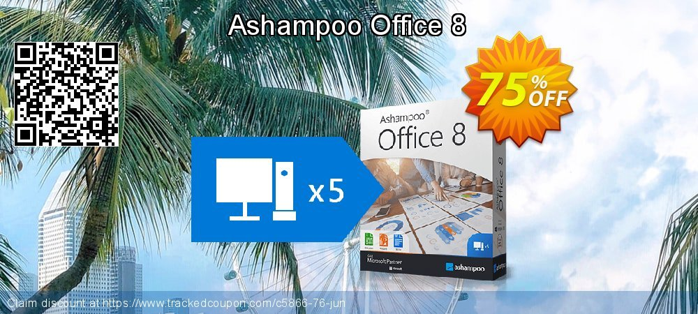 Ashampoo Office 8 coupon on World UFO Day discounts