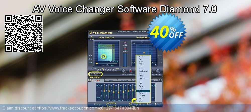 AV Voice Changer Software Diamond 7.0 coupon on Read Across America Day promotions