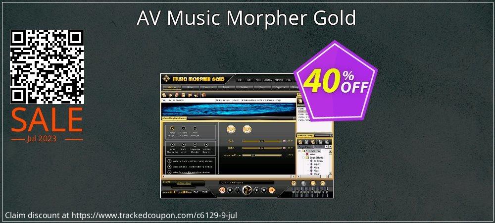 av music morpher gold serial number