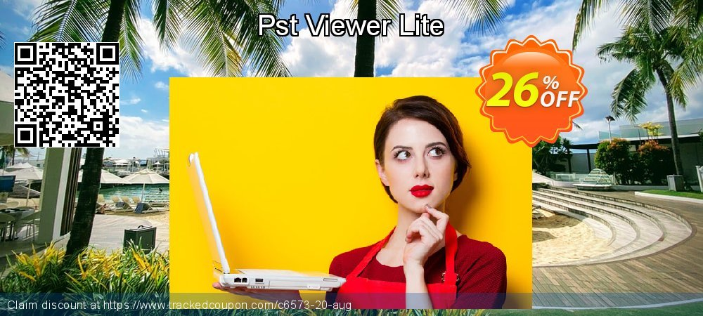 Pst Viewer Lite coupon on Back to School coupons discount