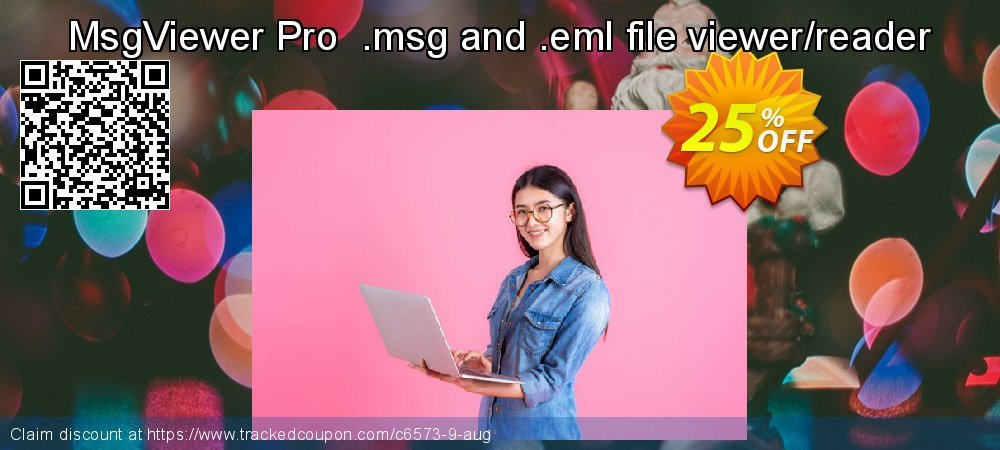 MsgViewer Pro  .msg and .eml file viewer/reader coupon on Lunar New Year offer