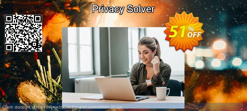 Get 50% OFF Privacy Solver discount