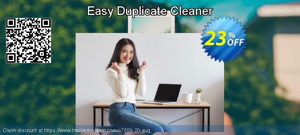 Get 20% OFF Easy Duplicate Cleaner offer
