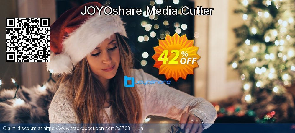 Get 40% OFF JOYOshare Media Cutter offering sales