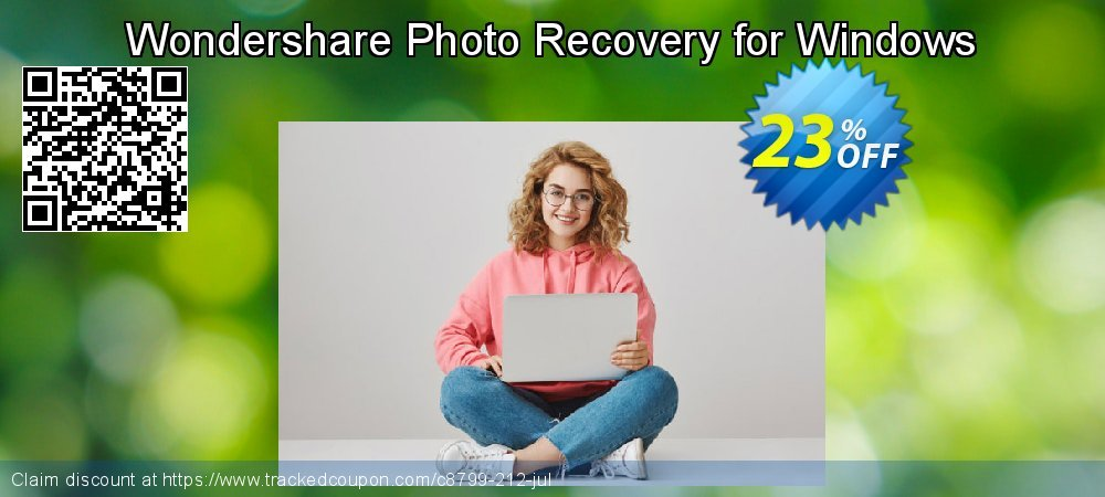 Claim 33% OFF Wondershare Photo Recovery for Windows Coupon discount April, 2021