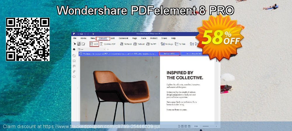 Wondershare PDFelement 7 PRO coupon on Exclusive Student discount deals