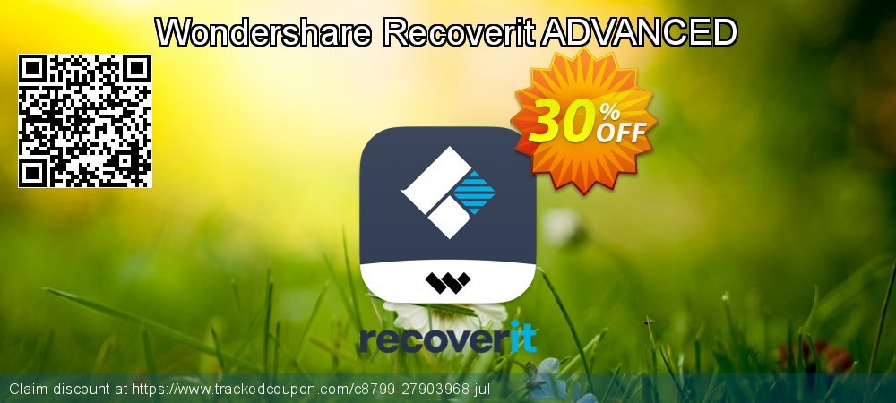 Claim 31% OFF Recoverit ADVANCED Coupon discount June, 2020